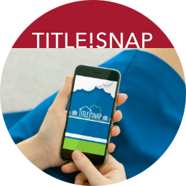 link to Title Snap mobile app page